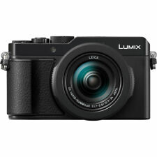 Panasonic Lumix DC-LX100 II Digital Camera (Black) - Open Box Demo