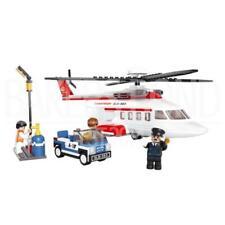Sluban Personal Private Helicopter Building Bricks Set (259 Pieces)
