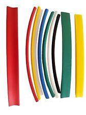 Various Sizes Lengths Colour Heat Shrink Tube Sleeving Car Wire Wrap Heat shrink