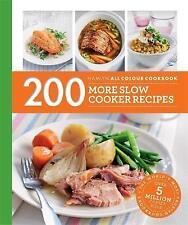 200 MORE SLOW COOKER RECIPES / SARA LEWIS 9780600633334