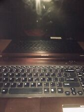 Sony VAIO E series 15.6 laptop 1 Tb With Ac Charger Windows 10 I3 CPU
