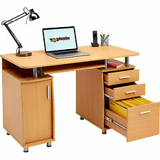 Emperor Desk With A4 Filing And Storage
