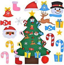 FORMIZON Felt Christmas Tree, 3.1ft  26 Pcs *SAME DAY DISPATCH CHEAPEST ON EBAY*