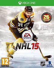 NHL 2015 15 Xbox One XBOX1 Ice Hockey Video Game Original UK Rele New Sealed