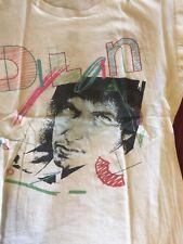 Bob Dylan Tom Pety 1986 tour T-shirt