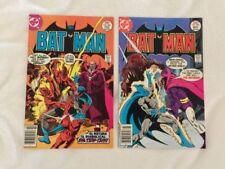 1st Edition Fine Grade/Batman Very Fine Grade Comic Books