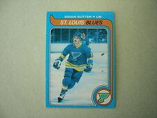 1979/80 O-PEE-CHEE NHL HOCKEY CARD #84 BRIAN SUTTER NM SHARP!! 79/80 OPC