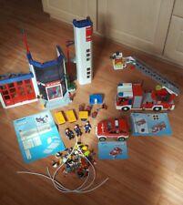 Playmobil konvolut Feuerwehr 4819, 4820 und 4822