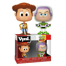 Toy Story Woody & Buzz Vynl.