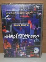 DVD HIP HOP FROM THE ROCK - LIVE IN ALCATRAZ - NUOVO SIGILLATO