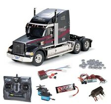 Tamiya Truck Knight Hauler Komplettset + LED, Kugellager - 56314SET2
