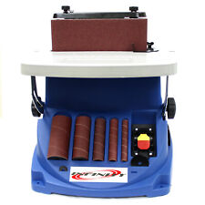 450w Oscillating Spindle Belt Sander 110V Power Switch w/ Dust Port Woodworking