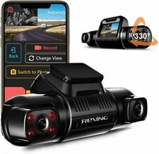 "REXING V2 PRO Full HD 1080P Dual Dash Camera 2.7"" LCD"