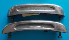 Pair Light Light License Plate Used Lancia Appia 1st Series