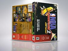 Kobe Bryant in NBA Courtside 2 - N64 - Replacement - Cover/Case - NO Game