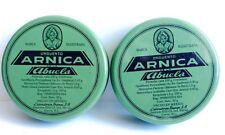 2 pack Pomada Arnica De La Abuela / Ointment 30g Each. Unguento