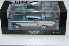 CHEVROLET BEL AIR HT COUPE BICOLOR NEO 1/43