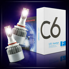 72W H11 CREE COB LED Headlight Bulb for Ford F150 Focus Fusion Fiesta Low Beam