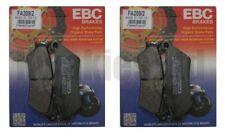 259 1996-2000 Set of EBC Front Brake Pads FA407 BMW R1100S R1100