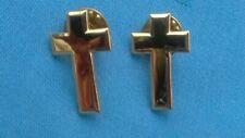 The Royal Australian Army Chaplin Department collar badges.