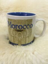 Morocco Starbucks Global Icon Mug