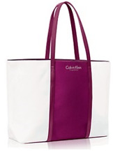 CALVIN KLEIN TOTE SHOPPER WEEKEND TRAVEL LUGGAGE BAG