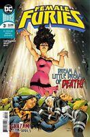 FEMALE FURIES #3 (OF 6) DC COMICS COVER A 1ST PRINT