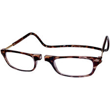 CliC Readers DRK Tortoise 2.00 Strength