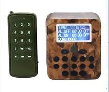 50w Hunting Decoy Speaker Bird Caller Predator Sound Mp3 Player Remote Control