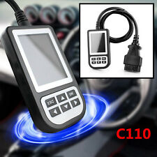 For BMW OBD2 Car Fault Code Reader C110 Diagnostic Scanner Multi-System Tool New