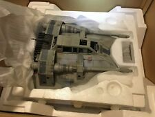 Master Replicas Rebel Snowspeeder SW-124. Immaculate condition, VERY RARE.No.636