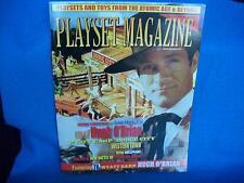 Playset magazine #66 Hugh O'brien/Wyatt Earp Marx western town playsets