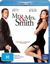 Mr & Mrs Smith (Blu-ray, 2008)