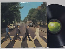 THE BEATLES Abbey Road 1969 LP UK APPLE PCS 7088 (1st cover variation)
