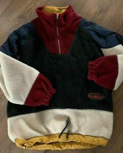 Kappa Men's Multicoloured Large Fleece