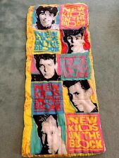 New Kids On The Block Sleeping Bag - Used, Fair Condition