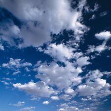 "NEW Peter Lik Photography Art Element 9.75"" x 9.75"" Squared Lik2 #53 Blue Clouds"