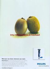 Philips Bodygroom Shaver 2005 Magazine Advert #2651
