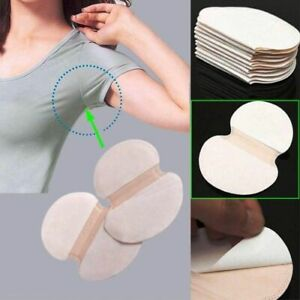 20Pcs Underarm Armpit Sweat Pads Stickers Summer Absorbing Disposable