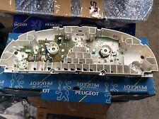 PEUGEOT 406 COUPE D8 INSTRUMENT CLUSTER CLOCK PRINTED CIRCUIT 6113TT 6101H9
