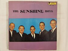 "LP Record - The Sunshine Boys - ""The Sunshine Boys"""