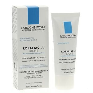 La Roche-Posay Rosaliac UV Riche 40ml - GENUINE & NEW