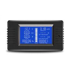 0 200V 300A Voltmeter Ammeter Digital Battery Tester Built In Shunt X7O4