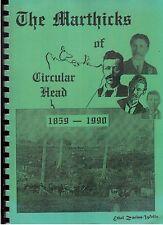 The MARTHICKS of Circular Head 1859-1990