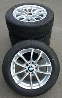 4 BMW Winterräder Styling 378 205/55 R16 BMW 1er F20 F21 2er F22 F23 RDCi TOP