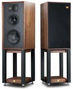 Loudspeakers - Wharfedale Linton Heritage & Stands - RRP £1099