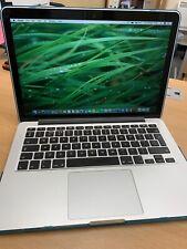 Macbook Pro Retina 13-inch Early 2015 2.7GHZ Intel Core i5 8GB RAM