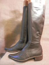 COSMO bottes plates pointues santiags tout cuir marron T 36 parfait état