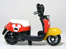 TOMICA Disney Motors CHIMCHIM MICKEY MOUSE Motorcycle DM-04 Diecast Takara tomy
