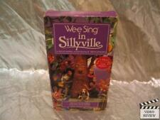 Wee Sing in Sillyville VHS